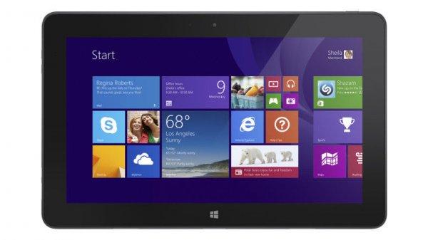 "Dell Venue 11 Pro 10.8"" TabletPC[refurbished aus den USA]: Intel Atom Z3770, 1920x1080p, 64GB SSD, Win8.1"