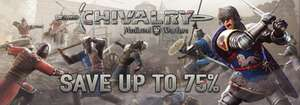 [STEAM] Chivalry und Chivalry Deadliest Warrior im Angebot