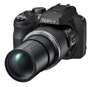 "Fujifilm FinePix SL1000 Digitalkamera (16,2 MP, 50-fach opt. Zoom, Full-HD, 3"" LCD, CMOS Sensor, HDMI, bildstabilisiert) schwarz für 240,98 € @Amazon.co.uk"