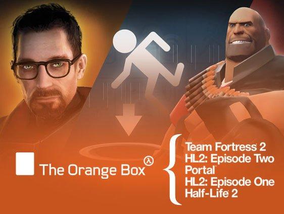 [Steam] The Orange Box 4,67€