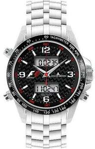 JACQUES LEMANS FORMULA 1 HERRENARMBANDUHR MULTIFUNCTION-CHRONO F-5009B (88,61 EUR @ amazon.de)