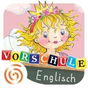[Android/iOS] Prinzessin Lillifee - Erstes Englisch (Lernerfolg Vorschule) kostenlos via Amazon APP Shop