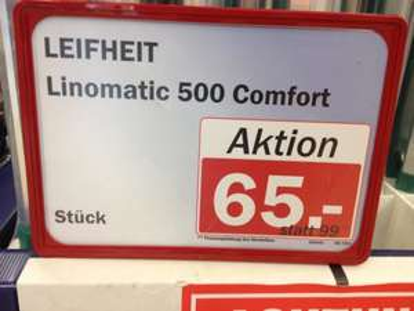 Leifheit Linomatic 500 Comfort