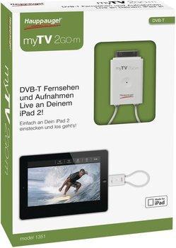 """Hauppauge TV-Modul für iPad/iPhone """"myTV 2GO-m"""" für 19,99 € @ ZackZack"""