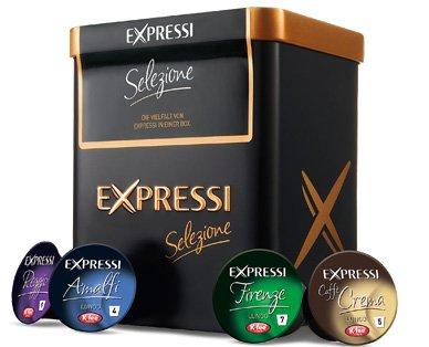 [lokal] München Expressi Kapselbox Selezione für 1,99 Euro anstatt 4,99 Euro
