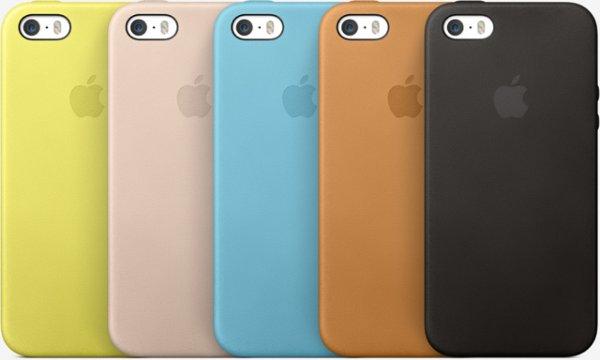 Original Apple iPhone Leder Case für nur 24,99€ bei GRAVIS (mit Newsletter-GS nur 19,99€ frei Haus!)