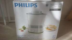 Philips Daily Collection Dampfgarer HD9104/00 5 l 900 W Aromainfusor