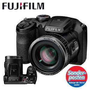 [real.de] Fujifilm Finepix S6800 Bridgekamera - 16 Megapixel, 30-fach Zoom, Full HD