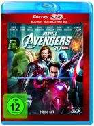 [Blu-ray] Marvel's The Avengers 3D + Thor 3D (je 16,99€) @ CeDe.de