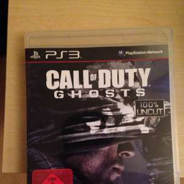 (Lokal Köln?)Call of Duty Ghosts PS3 in den Köln Arcaden