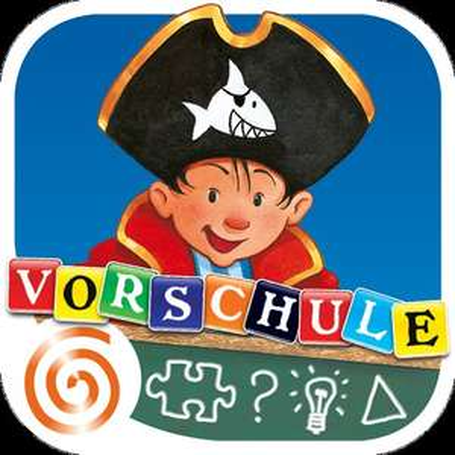 [Android /iOS] Lernerfolg Vorschule - Capt'n Sharky: Logik- und Konzentrationsspiele für Kinder kostenlos im Amazon App Shop