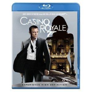 Casino Royale Blu-Ray für 8,15 € bei amazon.de