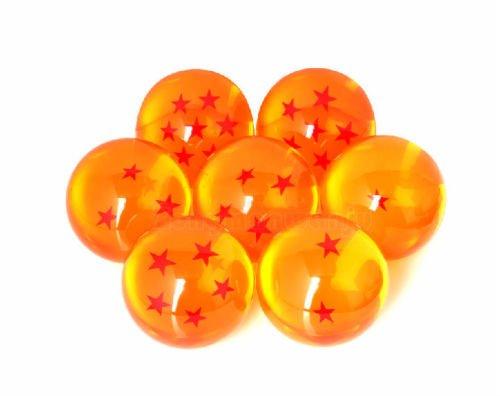 Ich habe die 7 Dragonballs gefunden! Für 89,99€ inkl. VSK