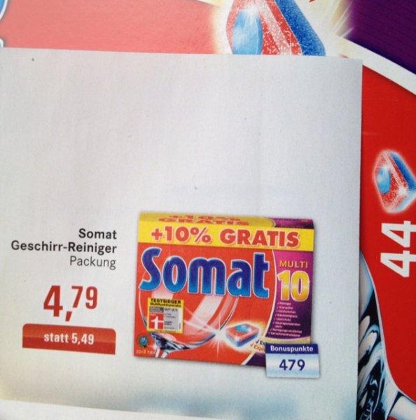 Somat Multi 10 bei Budni für 4,79