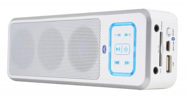 Peavey BTS 2.2 Bluetooth-Lautsprecher Weiß mit integriertem MP3/WMA-Player (SD, USB) für 30,76 € @Amazon.co.uk