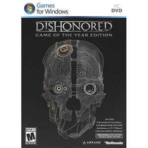 [Steam] Dishonored™ Game of the Year Edition @ GMG
