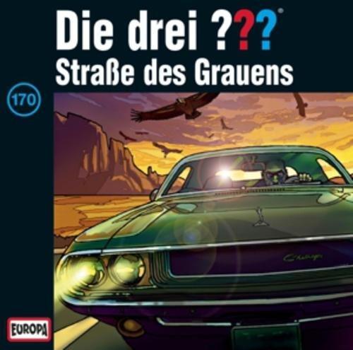[Thalia,online] Die drei Fragezeichen - 170 - Straße des Grauens (CD)