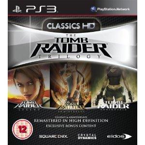 [PS3] Tomb Raider Trilogy für 11,26€ inkl. Versand @ Zavvi.com