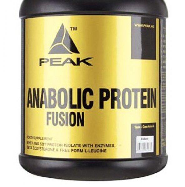 Peak Anabolic Protein Fusion 2260g für 41,44€ inkl. Versand mit Gutscheincode