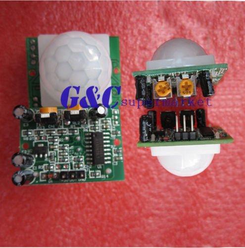 (CN) Infrarot PIR Bewegungsmelder Sensor (z.B. für Raspberry Pi) für 90 Cent @ EBay