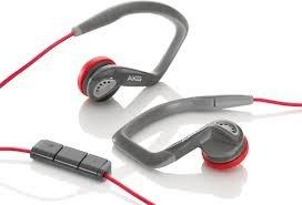 Sport-Kopfhörer AKG K326RED für nur 25,80 EUR inkl. Versand