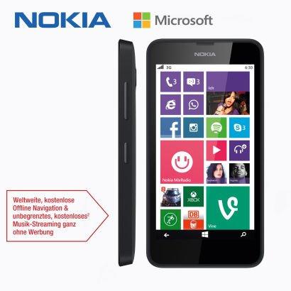 [ALDI Bundesweit] Nokia Lumia 630 109€ ab 28.08.2014