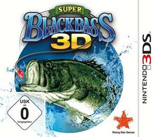Super Black Bass 3D