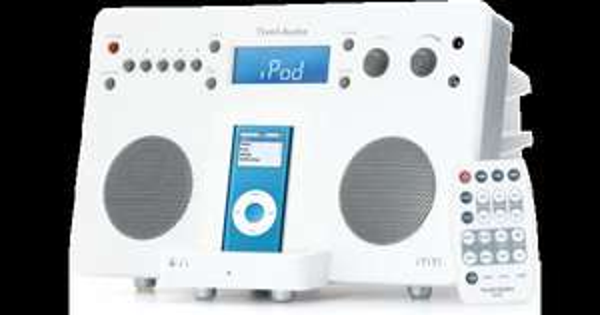 Tivoli Audio Hi-Fi Stereosystem iYiYi für iPod - 99 Euro
