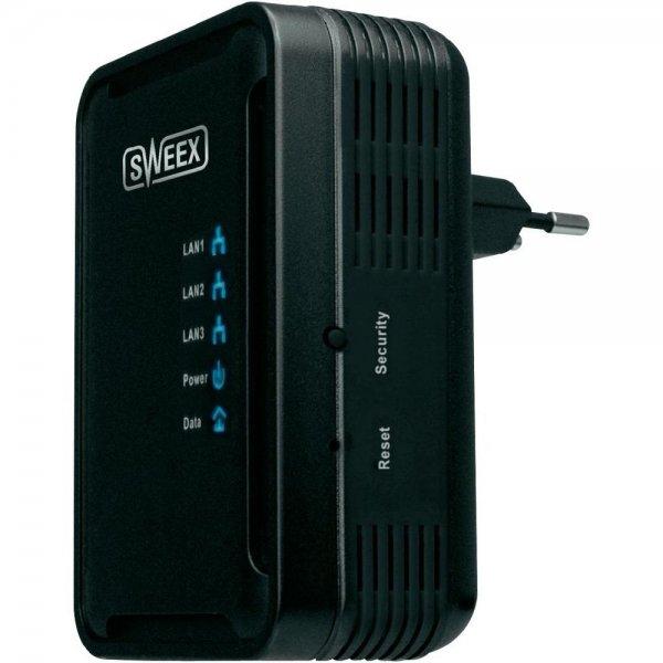 Sweex LC206 - 200Mbit/s PowerLine Adapter - Conrad 5,- pro Stück