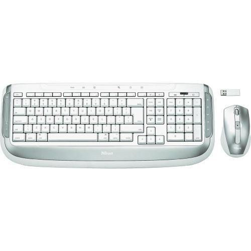 Trust Wireless Laser Desk-Set für Mac €5.- zzgl.Versand [@Conrad.de]
