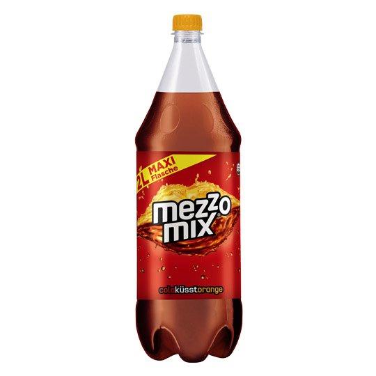[GLOBUS MAINTAL] Coca Cola / Light / Zero / Mezzo Mix 2,0 Liter für 1,00€