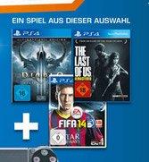 PS4 + Spiel nach Wahl @Saturn Hamburg
