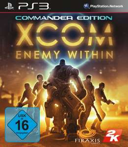 XCOM: Enemy Within - Commander Edition [PS3/Xbox 360] - Trade-In 14,30€