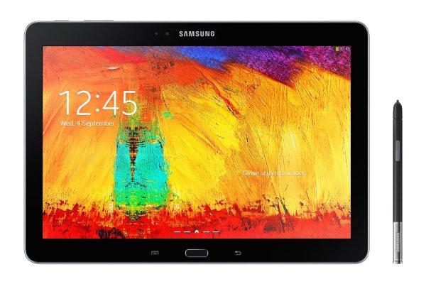 Samsung Galaxy Note 10.1 WiFi 32GB 2014 Edition schwarz 399 CHF(329,33€))