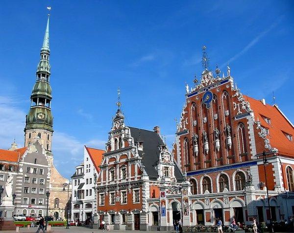 Reise: Riga ab Dortmund 4 Nächte (Flug, Transfer, gutes 4* Hotel) 84,- € p.P. gesamt (September)