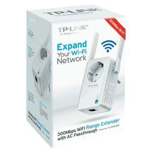 TP-Link WLAN Repeater 300 MBit/s 2.4 GHz TL-WA860RE für 24,00 inkl. Versand