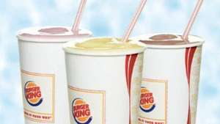 Burger King Milchshake uuuungeschlagen günstig!