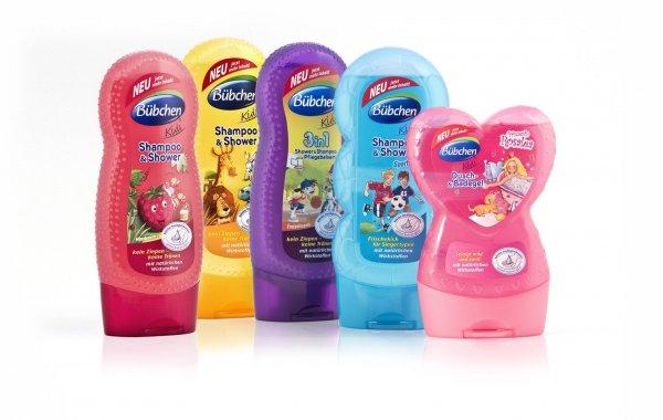 [EDEKA] Bübchen Shampoo & Shower versch. Sorten 230ml