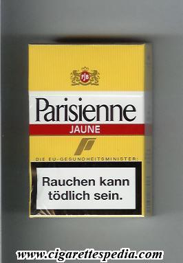 Probierpackung Parisienne Zigaretten kostenlos