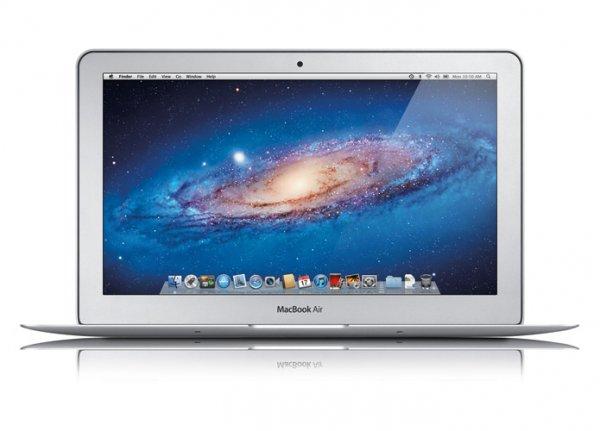 Apple Mac Book Air 11,6 Zoll MD223 für 547,39 € (Neuware)