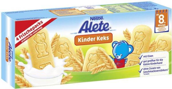 [MARKTKAUF] 2x Alete Kinderkeks 180g für 0,69€ / Butter-Keks 180g für 1,49€