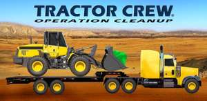 [Amazon App Shop] Tractor Crew: Operation Cleanup