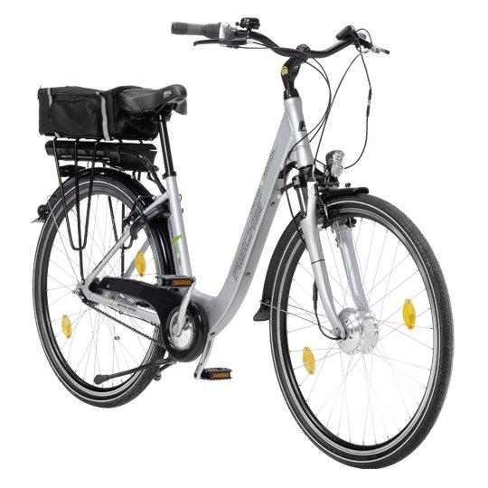 Fischer E-Bike mit zweiten Akku für 760€ (Real/Payback)