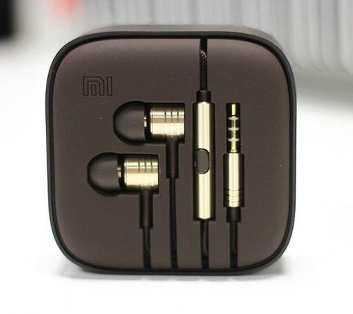 [CN Aliexpress] Xiaomi Piston V.2.0 Gold In Ear Kopfhörer mit Volume Control und Mikrofon