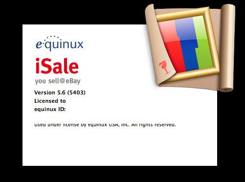 Mac OS X - iSale für nur 1,79 Euro im Apple AppStore