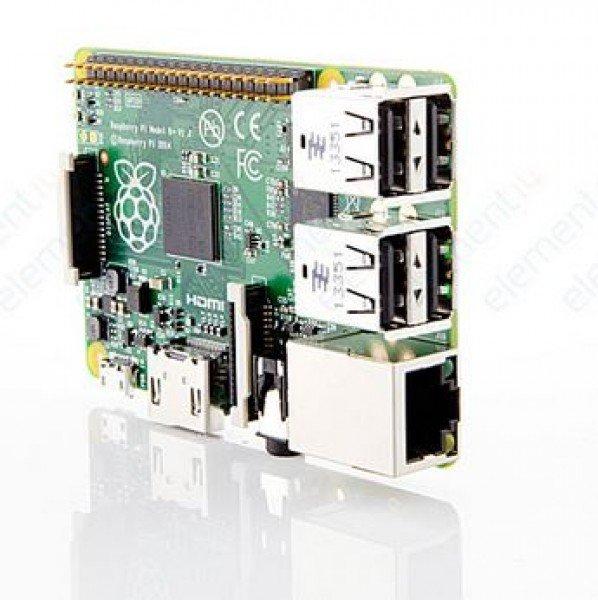 Raspberry Pi Model B+ für 29,90€ inkl. Versand bei Rasppishop