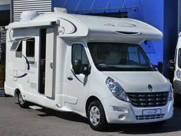 XGo Dynamic 22P Wohnmobil (Renault Master dCI, 125PS, 4 Schlafplätze, 6,62m) @ Reisemobil-Discount Palmowski – 31.889€