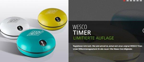 Wesco Timer