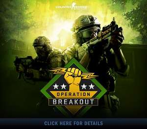 [DIGITAL] Counterstrike:Global Offensive Operation Breakout -50%