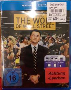 [lokal] The Wolf of Wall Street (inkl. Digital Ultraviolet) [Blu-ray] @ real Lübeck
